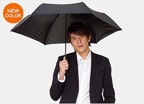 晴雨兼用傘ヒートカットTi for MEN